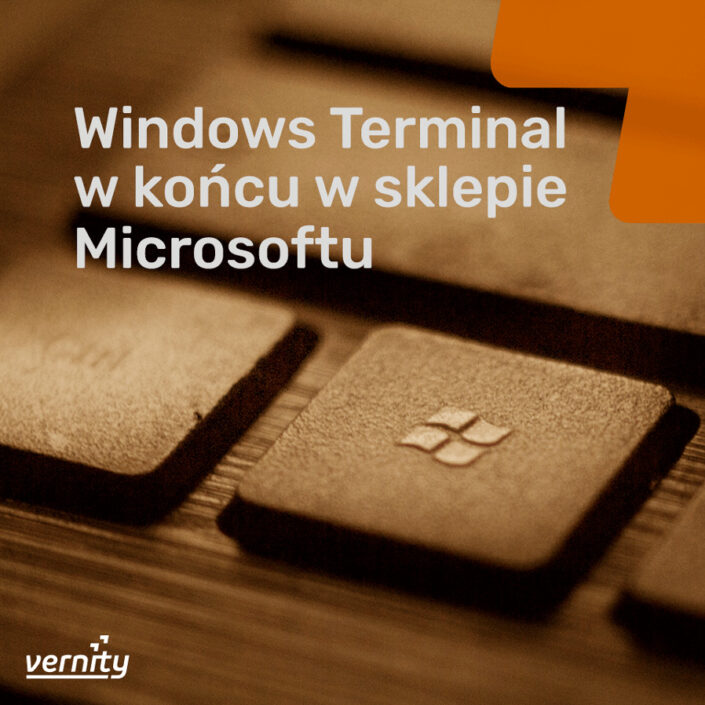 Windows Terminal w końcu w sklepie Microsoftu klawiatura komputera